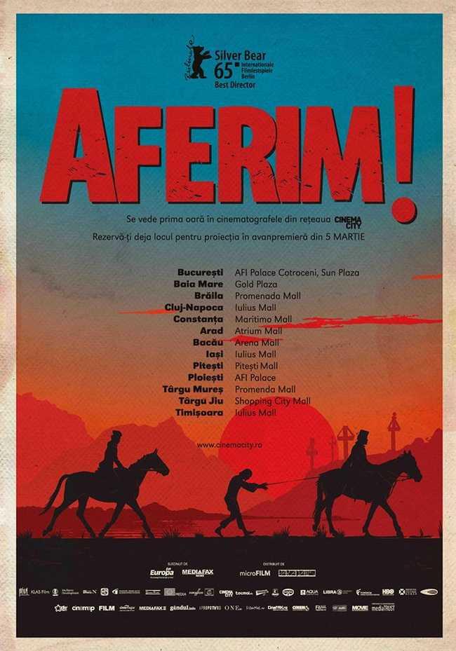 """""""AFERIM!""""  în avanpremieră natională la Constanta"""
