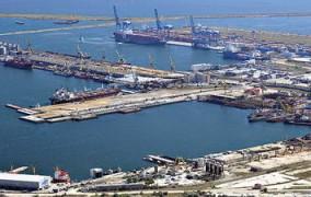 Traficul de mărfuri prin porturile maritime ale României a crescut cu 15,3%, la 13,35 milioane tone