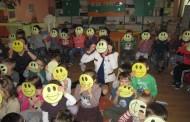 Ziua fericirii sărbătorită de preșcolarii Grădiniței Steluțele Mării Constanța