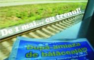 Suplimentare trenuri de 1 Mai
