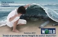 Învață să protejezi Marea Neagră de asaltul deșeurilor la INCDM Grigore Antipa
