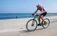 Concurs ciclism Beach Race XCO pe plaja Corbu