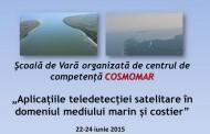 """Şcoală de Vară organizată de INDCM """"Grigore Antipa"""" Constanța"""
