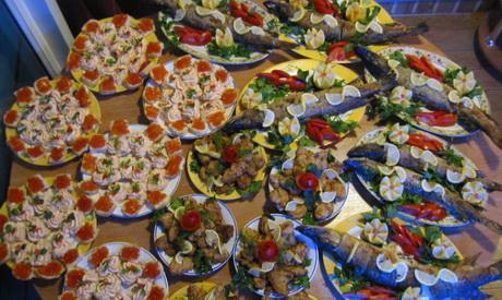 La Eforie incepe Festivalul Pescarilor