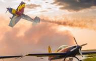 AEROMANIA –  show aviatic la malul mării