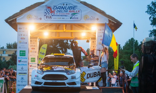 Danube Delta Rally urcă o treaptă în FIA European Rally Trophy din 2016!