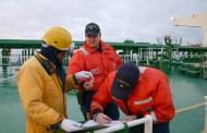 Campanie de inspectie nave in Marea Neagra