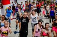 Vino in Mamaia, la cea mai mare ora de sport!