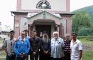 Vizită universitară rusă la Mangalia