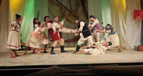 Teatrul de Stat Constanta, agenda plina pe timpul vacantei