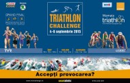 Program Triathlon Challenge Mamaia 2015