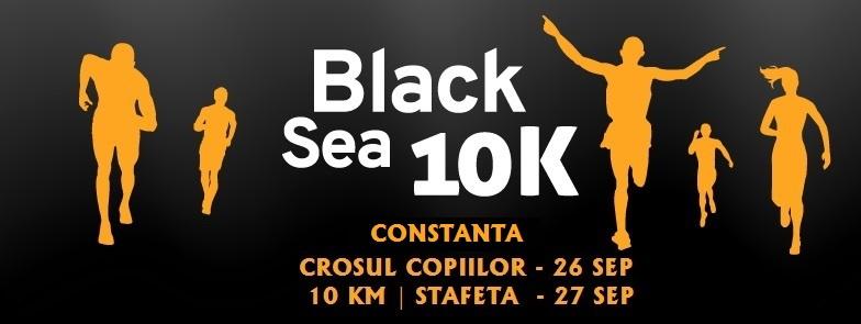 """O cursă specială """"Black Sea 10 K"""""""