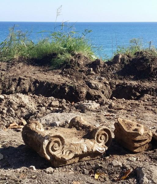Descoperire arheologica la Mangalia