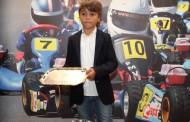Suteanu Mihai campion national la karting