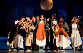 """""""My Fair Lady"""" în paşi de dans pe scena Teatrului Naţional de Operă şi Balet """"Oleg Danovski"""