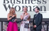 Adela Diaconu a primit premiul ''Femeia de succes 2015''