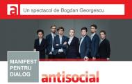 Manifest pentru dialog la Teatrul de Stat Constanta