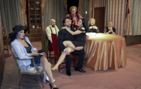 Gaițele pe scena Teatrului de Stat Constanța
