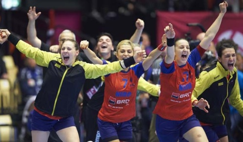 România a câstigat medalia de bronz la Campionatul Mondial de handbal
