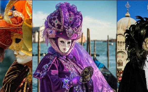 Începe Carnavalul de la Venetia 2017!