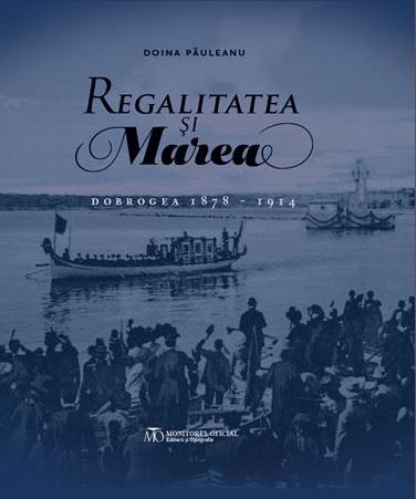 """Lansarea albumului """"Regalitatea și Marea"""" de Doina Păuleanu"""