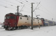 Circulaţia trenurilor CFR Călători – 22 ianuarie