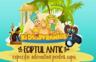 Atmosfera Egiptului antic la Constanta