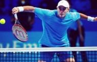 Horia Tecău în finala probei de dublu mixt în turneul Australian Open