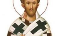 25 ianuarie: Sfântul Ierarh Bretanion, primul episcop atestat al Tomisului
