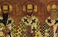 Praznicul Sfinților Trei Ierarhi: Vasile, Grigorie şi Ioan