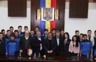 Parteneriat educațional intre Universitatea Ovidius și Academia de Fotbal Gheorghe Hagi