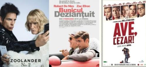 3 comedii pentru Valentine's Day