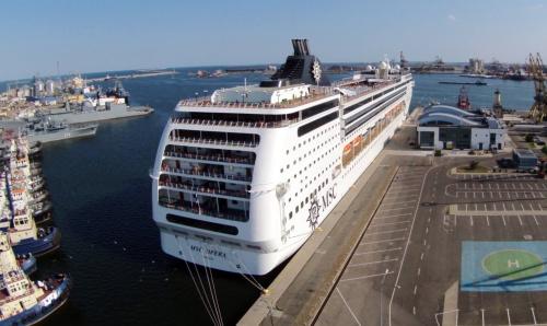 Portul Constanța deschide sezonul de croaziere 2016
