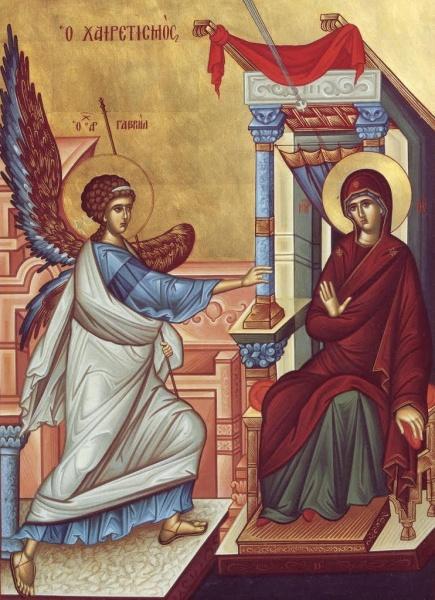 Sărbătoarea Bunei Vestiri în Arhiepiscopia Tomisului