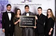 Premii pentru Asociația Elevilor Constanța, în cadrul Galei Premiilor Participării Publice