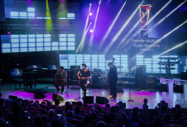 Super-show la Gala Premiilor Muzicale Radio România