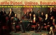 """Conferinţa Naţională """"Marile Puteri. Unirea. Basarabia"""" la Constanta"""