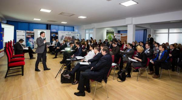 Oportunitati si informatii pentru intreprinzatori si companiile regionale