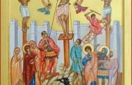 Programul IPS Teodosie, Arhiepiscopul Tomisului, în Săptămâna Patimilor