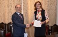 Miniștrii Sportului și Educației Naționale pun bazele primei platforme biomotrice din România