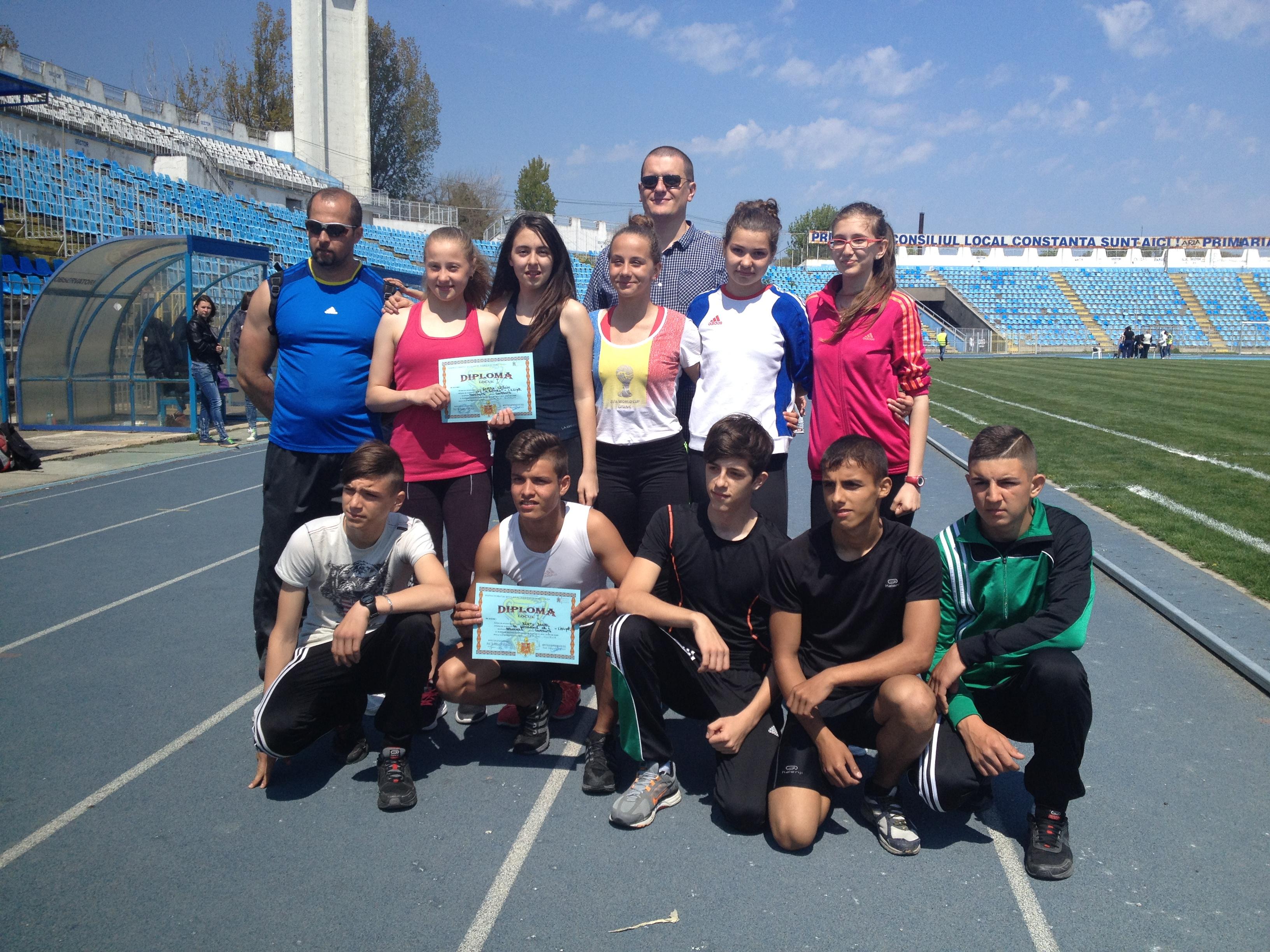 ISJ Constanta: Competiții școlare, 9-10 aprilie 2016