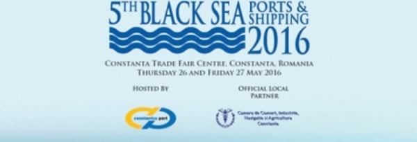 Black Sea Ports & Shipping 2016