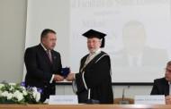 """Mihai Daraban, Preşedintele CCIR prezent la Universitatea """"Andrei Şaguna"""" din Constanţa"""