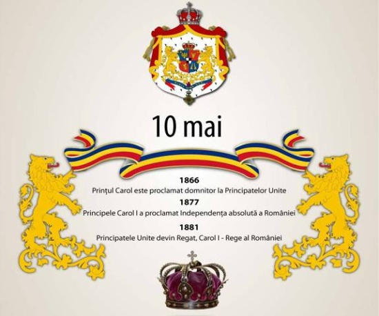 10 mai, Ziua Regalitatii