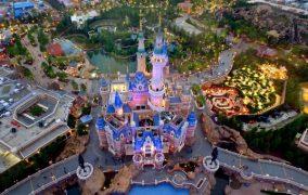 La Shanghai s-a deschis primul parc Disney din China