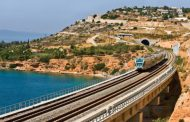 Cu trenul în Grecia