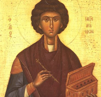 27 iulie: Sf. Pantelimon
