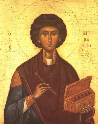 Sărbătoarea Sf.Pantelimonîn Arhiepiscopia Tomisului