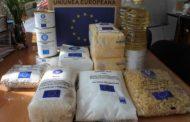 Distribuirea ajutoarelor alimentare pentru persoanele defavorizate
