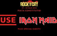 MUSE și IRON MAIDEN la  Festivalul  Rock The City